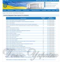 Стипендію і премію Верховної Ради призначатимуть відкрито і прозоро...