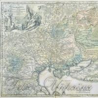 Наша минувшина без купюр - через старовинні карти