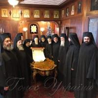 Томос підписали всі члени Синоду Вселенського Патріархату