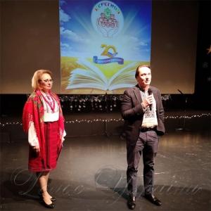 Першій нашій школі у Греції - 20 років!