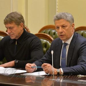 У Верховній Раді України відбулася зустріч народних депутатів...