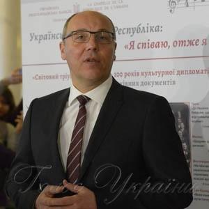 Світовий тріумф «Щедрика» - 100 років культурної дипломатії України