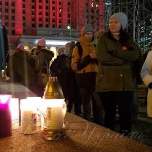 У Польщі відбулися марші пам'яті мера Гданська