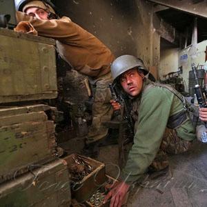 «Не витримав бетон, плавився метал, але наші воїни вистояли»