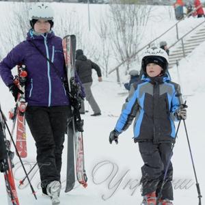 Лыжно-семейный оряд