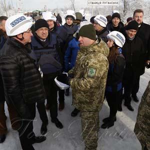 Важливо, щоб СММ ОБСЄ мала доступ до всієї території Донбасу