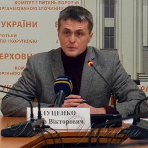 Ігор Луценко під час позачергового засідання підкомітету...