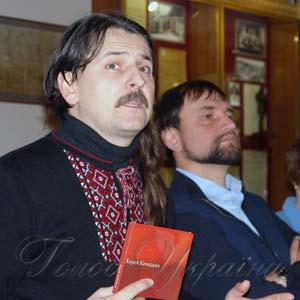 У музеї презентували пісні Української революції