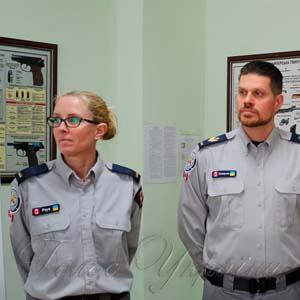 На тренінги — до канадських поліцейських