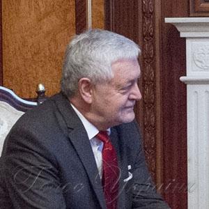 Председатель Верховной Рады Украины Андрей Парубий провел встречу с Чрезвычайным и Полномочным Послом Республики Польша Яном Пекло