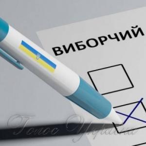Щоб спростити голосування для внутрішньо переміщених осіб на всіх виборах