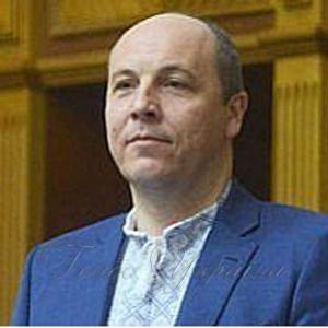 Звернення Голови Верховної Ради України