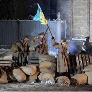 Битви однієї війни — під Крутами, за завод «Арсенал», за Донецький аеропорт