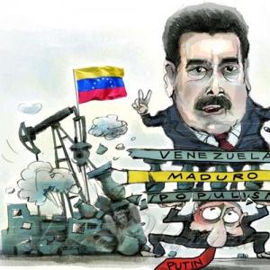 ЄС вимагає проведення виборів у Венесуелі. Мадуро проти