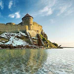 Акерманська фортеця - шедевр європейського фортифікаційного мистецтва