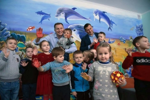Понад сто вихованців Тернопільського інклюзивно-ресурсного центру отримали особливий освітній простір