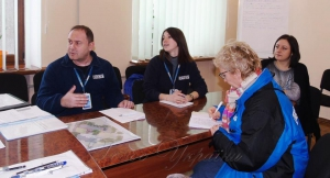 Представники місії ОБСЄ повернулися до Попасної
