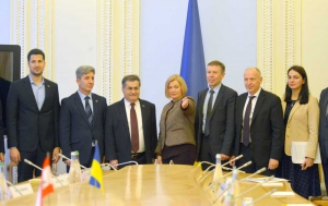Ірина Геращенко: Докладаємо максимальні зусилля для досягнення миру на Донбасі
