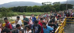 ЄС виділив гуманітарну допомогу для Венесуели. Допомогу також доправлятимуть у сусідні країни, які приймають біженців із Венесуели.