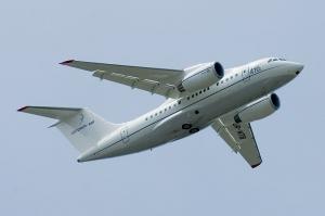 «Антонов» відновлює виробництво трьох літаків
