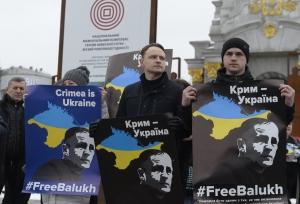 Засуджений Кремлем за те, що українець