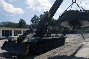 Нова техніка для армії