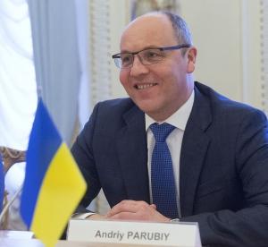 Андрій ПАРУБІЙ: «Не було б України, якби не така підтримка Литви на шляху нашої незалежності та на шляху до Євросоюзу»