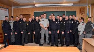 Правоохоронці переймають канадський досвід