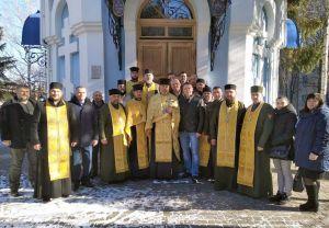 Храм Георгія Переможця в Луцьку перейшов до ПЦУ