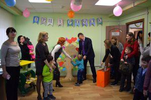 Інклюзивно-ресурсний центр: у день народження без подарунків не обійшлося