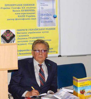 Дослідник Голодомору звинувачує Російську імперію