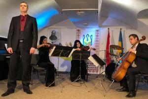 У Будапешті вшанували майданівців і загиблих на Донбасі