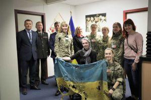«Невидимий батальйон» зачарував НАТО