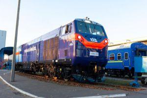 В Одесі машиністи отримали «права» на керування американськими тепловозами