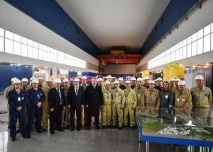 Петр Порошенко поблагодарил за энергетическую безопасность