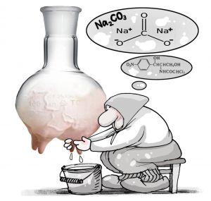 У молоко чого тільки не домішують...