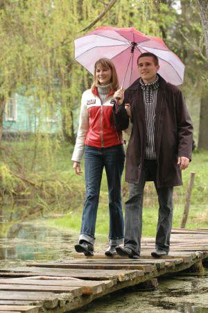 Согласие под зонтиком