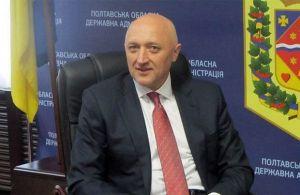 Президент ініціював звільнення  голови Полтавської ОДА