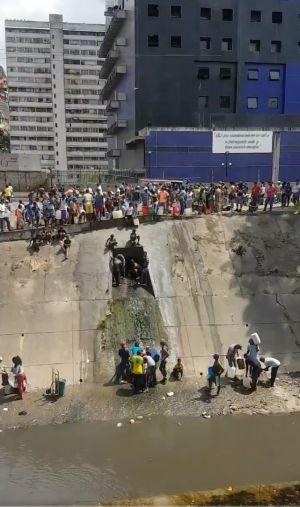 Венесуэла без света, воды  и понимания  чего ждать в будущем