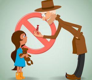 Навчайте дітей безпечної поведінки
