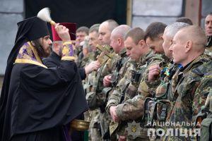 Правоохоронці Тернопільської області вирушили до зони проведення ООС