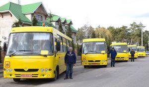 Додаткові автобуси — за залишки освітньої субвенції