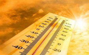 Температурні рекорди провокують пожежі