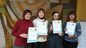 Відзначили бібліотекарів Луганської обласної універсальної наукової бібліотеки