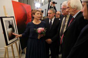 В Варшаве вспоминают героически погибшую Амину Окуеву