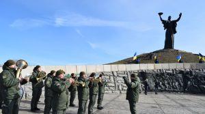 Вшанували визволителів Шевченкового краю