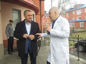 В Виннице завершается строительство нового корпуса экстренной медицины