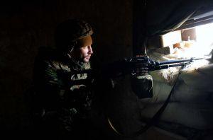 La guerra en el este de Ucrania