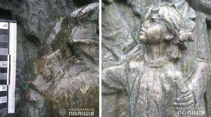 Повредили монумент Вечной Славы