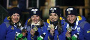 Украинки — бронзовые призеры чемпионата мира!